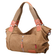 In de mode/Effen kleur/Super handig Tote tassen/Crossbody Tassen