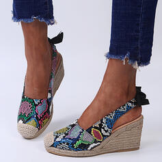 Vrouwen PU Anderen Verfbare Schoenen met Dier Afdrukken schoenen