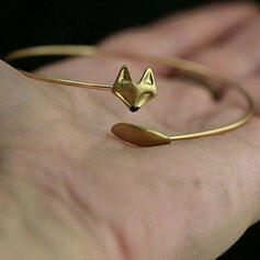 Charmant Fox Aantrekkelijk Legering Vrouwen Armbanden