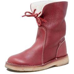 Vrouwen PU Low Heel Half-Kuit Laarzen Snowboots Ronde neus Winterlaarzen met Vastrijgen Effen kleur schoenen
