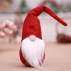 Kerstmis Gnoom vrolijk kerstfeest Tafelblad Niet-geweven stof Kerst Ornements Gnoom