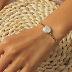 In de mode Eenvoudig Plastische Ijzer Vrouwen Armbanden