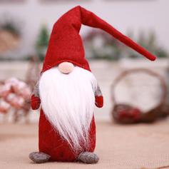 Kerstmis Gnoom vrolijk kerstfeest Niet-geweven stof Kerst Ornements Gnoom