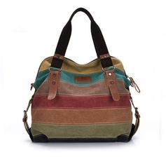 Splice kleur/Multi-functionele Tote tassen/Schouder Tassen/Hobo Bags Riemzakken