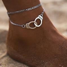 Legering Strand sieraden Enkelbanden