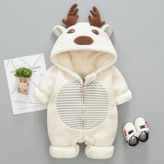 baby Kerstmis Hert Dier Stoere look Katoen Badpakken
