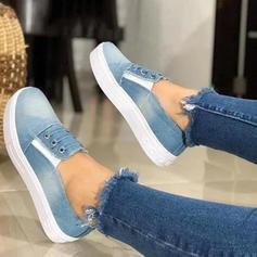 Vrouwen Jean Flat Heel Flats schoenen