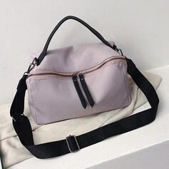 Verfijnd/Moordenaar/Woon-werkverkeer/Effen kleur Tote tassen/Crossbody Tassen/Schouder Tassen/Boston Bags/Hobo Bags Riemzakken