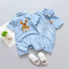baby Spotprent Knoop Print Badpakken