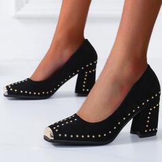 Vrouwen Suede Anderen Hoge top met Anderen schoenen