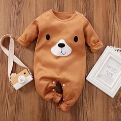 baby Spotprent Knoop Dier Katoen Badpakken
