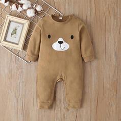 baby Spotprent Bear Dier Solide Katoen Badpakken