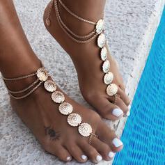 Charme Luim Legering Strand sieraden Enkelbanden