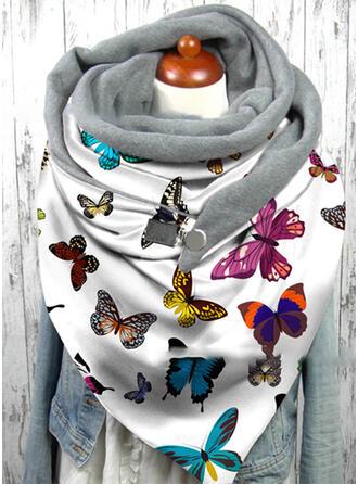 Dier/Kleurrijk mode/Ontwerp van de Vlinder Sjaal