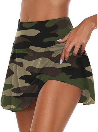 Camouflage Casual sportieve Shorts
