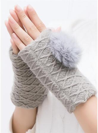 Effen kleur/haak Comfortabel/Antislip handschoenen