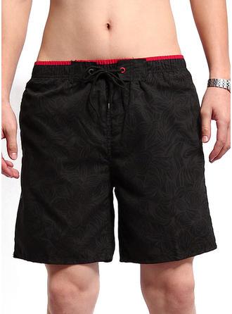 Heren Bloemen Board Shorts Zwempak