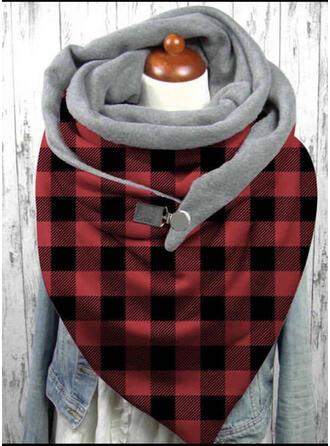 Plaid/Kerstmis- mode/Kerstmis Sjaal