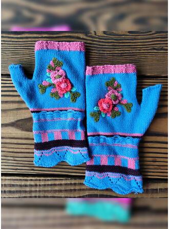 Bladeren/Kleurrijk mode/Boho/Ademend handschoenen