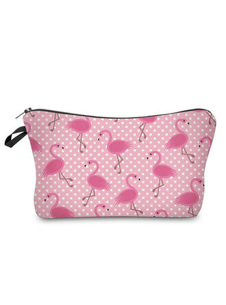 Flamingo Make-up tassen