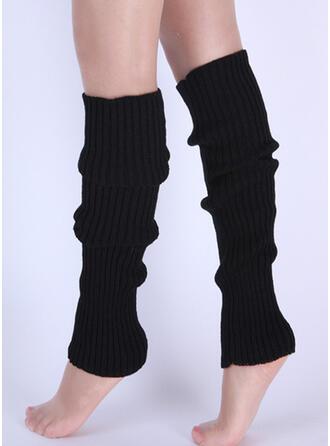 Gestreept/Effen kleur Comfortabel/vrouwen/Beenwarmers/Boot Cuff sokken Sokken