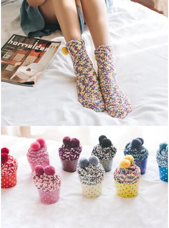 Kleurrijk vrouwen Sokken