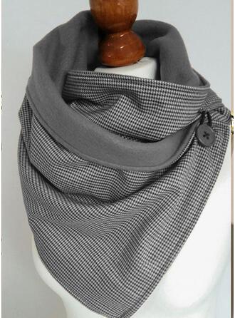Gestreept mode/eenvoudig Sjaal