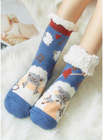 Dier Warme Sokken