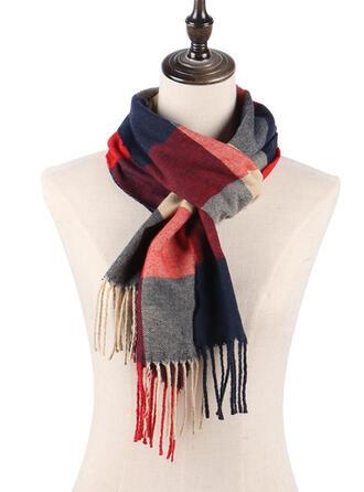 Plaid/Kleurrijk mode/eenvoudig/Warme Sjaal