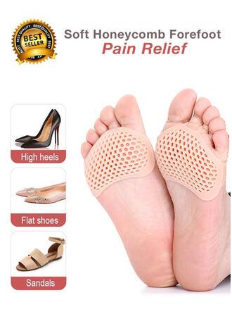 Effen kleur/Hollow Beschermend/vrouwen/Antislip/Zacht Sokken