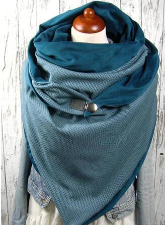 Effen kleur te groot/mode/eenvoudig Sjaal