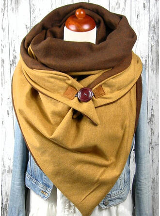 Effen kleur/Hechten mode/eenvoudig Sjaal