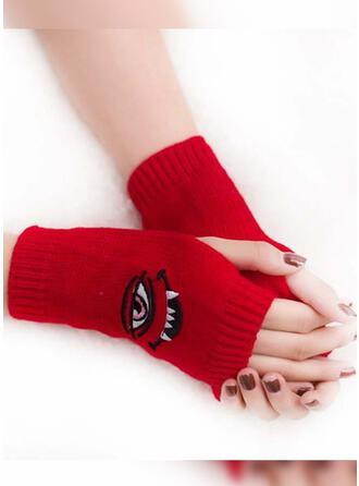 Effen kleur/Print aantrekkelijk/mode/Warme handschoenen