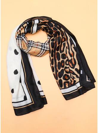 Leopard Herbruikbaar/vrouwen/Eenvoudige Stijl Sjaal