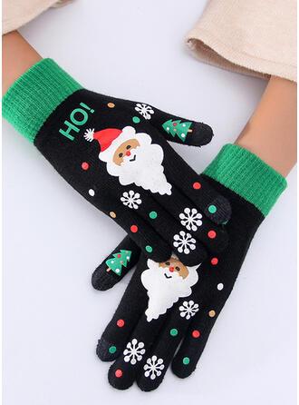Kerstmis-/Vlag lichtgewicht/Kerstmis handschoenen