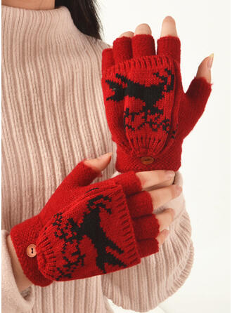Kerstmis-/Rendier van Kerstmis mode/Warme/Kerstmis handschoenen