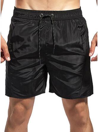 Heren bekleed Koord Board Shorts