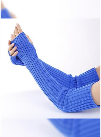 Effen kleur/haak mode/eenvoudig/Comfortabel handschoenen