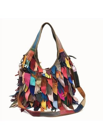 Elegant/Kleurrijk/Vintage Tote tassen/Crossbody Tassen