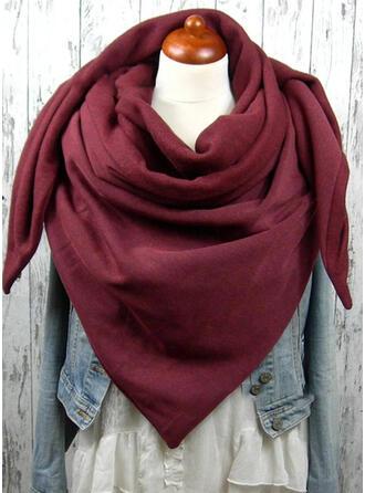 Effen kleur mode/eenvoudig/Warme Sjaal