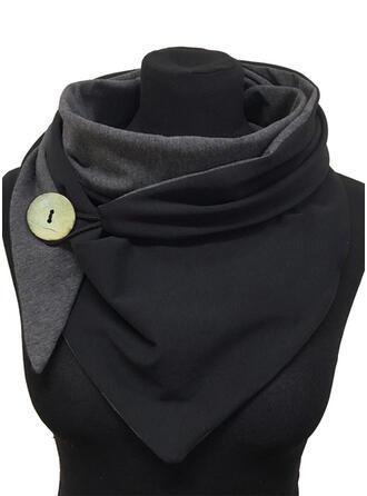 Effen kleur/Retro /Wijnoogst mode/Comfortabel Sjaal