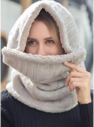 Effen kleur Nek/mode/Warme Sjaal