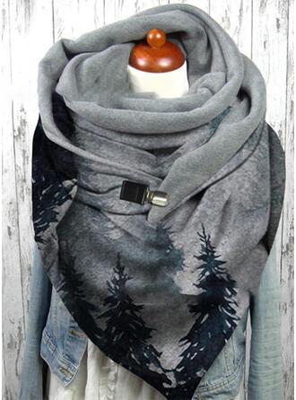 Print mode/Warme Sjaal