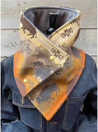 Gradient kleur/Olifant lichtgewicht/mode Sjaal