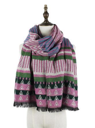 Geometrische Print/Kleurrijk mode Sjaal