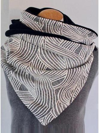 Gestreept/Bohemen aantrekkelijk/mode Sjaal