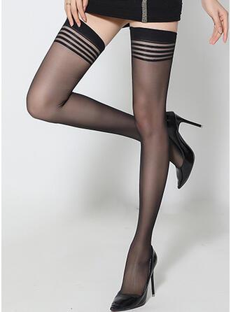 Effen kleur Ademend/vrouwen/Kousen Sokken/kousen
