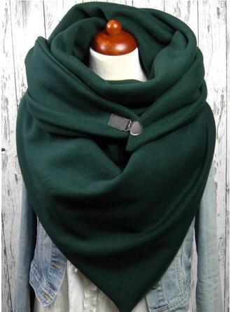 Effen kleur mode/Comfortabel Sjaal