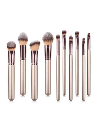 10 STUKS Sets voor make-upborstels