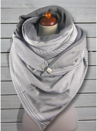 Effen kleur te groot/mode Sjaal